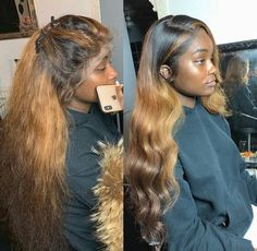 focus on all kinds of top quality lace wigs and human hair extensions - My Crowned Wigs Curly Hair Styles, Natural Hair Styles, Birthday Hair, Pelo Natural, Hair Laid, Weave Hairstyles, Prom Hairstyles, Trendy Hairstyles, Human Hair Wigs