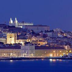 Lisbon at night #Portugal
