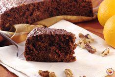 Il pan d'arancio al cacao e noci è un dolce ricco e profumato, semplice da preparare e delizioso!
