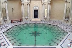 Rác Thermal Bath #Budapest #spa #wellness #Hungary