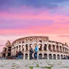 ROME, ITALY.  #Rome - #Italy Photo Credit: @saaggo  Chosen by: @la_gomme