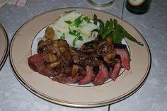 Steak Dinner | Brooklyn is Cookin'