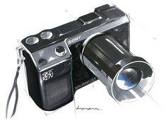 디지털카메라 시범 스케치 (141번째 정모 시범) : 네이버 카페