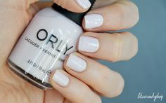 Orly Frosting