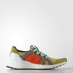 huge selection of ffdf4 72ef4 Adidas by Stella McCartney Ultra Boost Shoes Color Yellow Zest (S75432)  Adidas Sneakers,