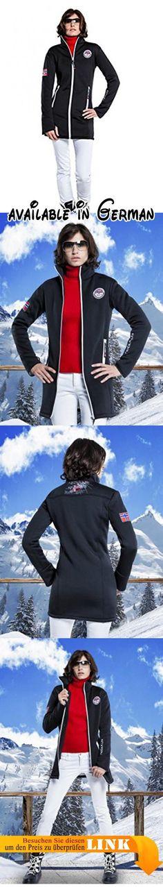 B00DWRO2ZW : Nebulus Damen Softshellmantel Colder schwarz XXL Q620. Ausgestattet mit einem dicken warmen Fell. Hält bei Wind und Wetter immer schön trocken und kuschelig warm. Geeignet für die kalten Tage im Winter. Material: 100% Polyester