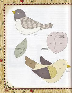 Debbie_Mumms_Birdhouses - Марьяна Клементьева - Álbumes web de Picasa