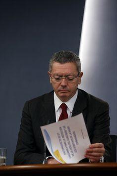 El fiscal se opone al interrogatorio de Gallardón por el 'caso Nóos'