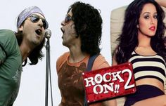 #Rockon2 First Poster Out and It's Looking Brassy Musical!