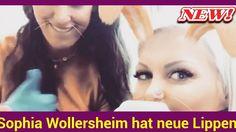 Schon wieder stand ein Besuch beim Beauty-Doc an! Erst vor Kurzem schockte Sophia Wollersheim (29) ihre Fans mit einem besonders drastischen Schönheitseingriff. Für eine schmale Wespentaille ließ sie sich mehrere Rippen entfernen  und weitere OPs sollten folgen. Nun nahm Sophia tatsächlich den nächsten Schritt in Angriff und ließ sich ihre Lippen tunen.   Source: http://ift.tt/2tWscM5  Subscribe: http://ift.tt/2qsx2iw OP-Ankündigung: Sophia Wollersheim hat neue Lippen!
