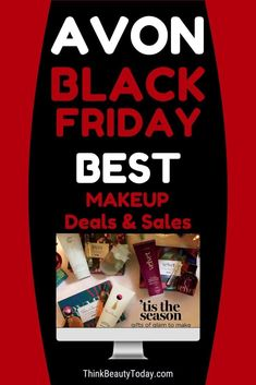 Avon Black Friday Makeup Deals & Sales for Amazing makeup sets from AVON include eyeshadow palettes. Shop the Black Friday & Cyber Monday deals that makeup artists will love! Brochure Online, Avon Brochure, Cyber Monday Specials, Cyber Monday Deals, Black Friday 2019, Black Friday Deals, Black Friday Makeup, Avon Sales, Makeup Sale