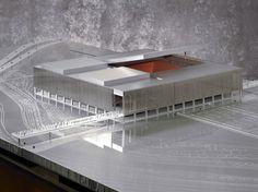 Olympic Tennis Centre / Dominique Perrault Architecture (59)