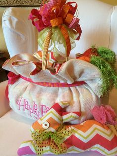 Precious Surprise from the Easter Bunny custom designed & handmade by Cindy Jaeger