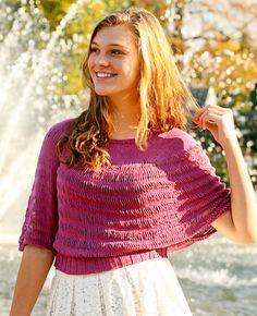 Rosarian pullover: Spring+Summer 2014
