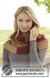 Free pattern on Ravelry: 156-32 Autumn Grace by DROPS design