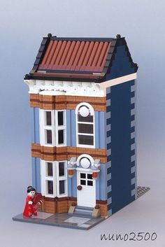 beautiful modular house