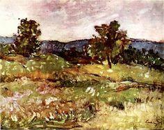 Peisaj de la Moinesti (Landscape from Moinesti) - Stefan Luchian Landscape, Painting, Matisse, Art, Facebook, Google, Projects, Bucharest, Painting & Drawing