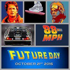 Die Zukunft ist erreicht! Über 300 Pinnwände zu Doc Brown & McFly aus #backtothefuture: http://pin.it/74NG_kQ