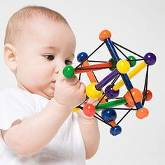 What's the best toy for an infant vs. a toddler?
