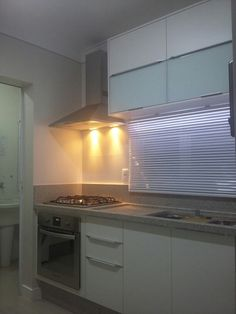 Cozinha Projeto Apartamento Itajaí-SC
