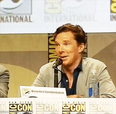this is his expression when he sees some johnlock fanart.. man oooh man