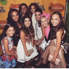 Girls at KCAS with JLO