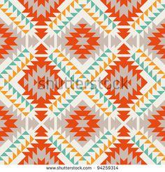 Ethnic pattern # 4