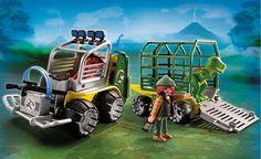 Playmobil-Set Dinos 5236 5237