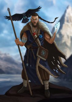 Fantasy Art Men, Fantasy Concept Art, Fantasy Warrior, Dungeons And Dragons Characters, D D Characters, Fantasy Characters, Character Drawing, Character Concept, Character Design
