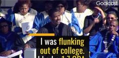 Denzel Washington: I Had a 1.7 GPA