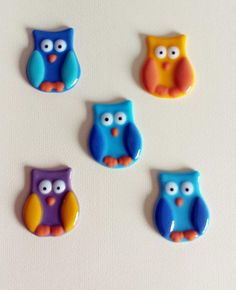 Owl Magnets                                                                                                                                                                                 More
