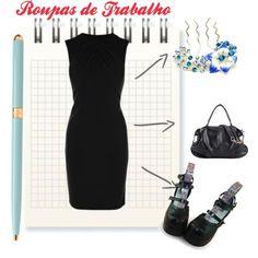 """black mother of bride dress"" by doris009 on Polyvore"