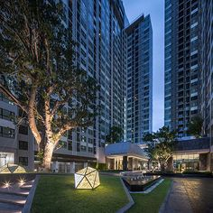 THE BASE Central Pattaya, condominium from Sansiri situated right the centre of Pattaya