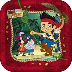Image detail for -Jake & the Never Land Pirates Party Supplies - Kids Party Supplies at ...