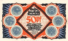 Only Colnect automatically matches collectibles you want with collectables other collectors swap. Colnect collectors club revolutionizes your collecting experience! Banknote, Expressionism, Germany, Paper, Art, Bielefeld, Art Background, Kunst, Deutsch