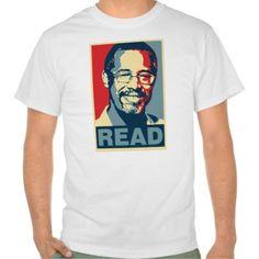 "Ben Carson ""Read"" Shirt from Zazzle."