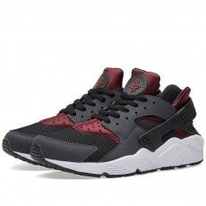 Nike Air Huarache (Anthracite & Night Maroon)