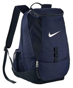 Looking for NIKE Club Team Swoosh Backpack [Midnight Navy/Black/White] (OS) ? Check out our picks for the NIKE Club Team Swoosh Backpack [Midnight Navy/Black/White] (OS) from the popular stores - all in one. Top Soccer, Soccer Gear, Soccer Shorts, Nike Soccer, Soccer Stuff, Soccer Equipment, Nike Football, Camping Rucksack, Soccer Outfits