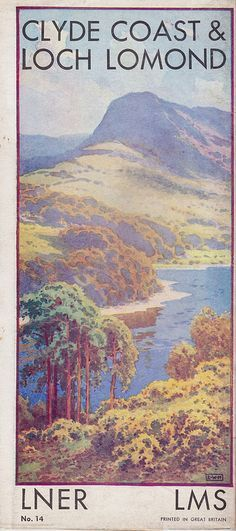 Clyde Coast and Loch Lomond, LMS and LNER,17