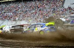 Global Rallycross at Charlotte Motor Speedway