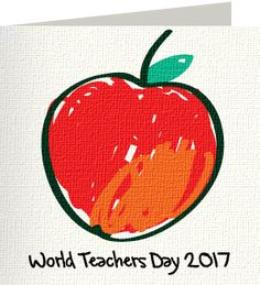 Beryl, thank you for taking action on world teachers' day. 'Teachers can change lives with just the right mix of chalk and challenges.' ~ Joyce Meyer