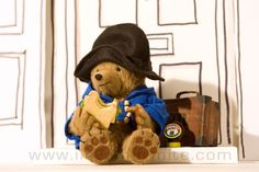 it's f***ing paddington bear and he's eating a marmalade sandwich!