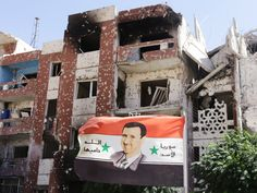 """How has Bashar Hafez al-Assad survived these past four years? Ever since the Syrian revolution of 2011, his overthrow has been predicted by the greatest statesmen of our day, by the finest journalists, by the most anonymous of """"senior diplomats"""". What is the man's secret?"""