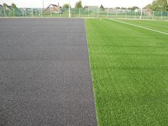 Resurface All Weather Synthetic Turf Pitch Surfaces