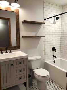 Home Depot Bathroom Vanity Faucets . Home Depot Bathroom Vanity Faucets . Bathroom Sink Faucet Home Depot Verso Cottage Bathroom Design Ideas, Bathroom Tile Designs, Bathroom Floor Tiles, Tile Floor, Bathroom Ideas, Bathroom Cabinets, Budget Bathroom, Shower Ideas, Bathroom Fixtures