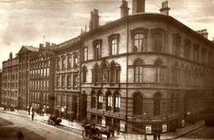 Water Street, 1880s.