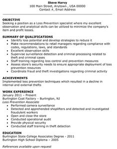 Audit Associate Resume Best Store Manager Cover Letter Examples Resume Retail Example Trainee .