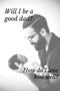 The hardest part about being a dad isn't the sleepless nights, or frustrating moments trying to figure out why your baby is crying. Do I Love Him, My Love, What Kind Of Man, Slow To Anger, Delivery Room, Hard Questions, Hard Part, Sleepless Nights, Quotes
