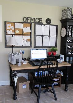 lots of great ideas for craftroom/office