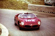 1961 Ferrari Dino 246SP VonTrips Gendebien Ferrari SEFACA03